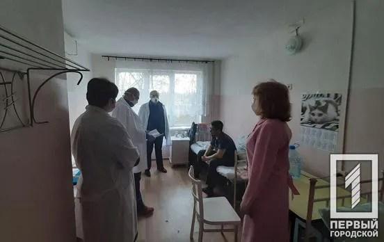 Чиновники приїжджали до лікарні з перевіркою
