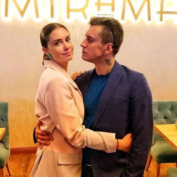 Агата Муцениеце разводится с Павлом Прилучным: актрису ...