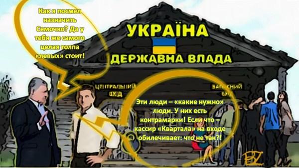 Борис Житнигор: Рейтинг президента неотвратимо падает ...