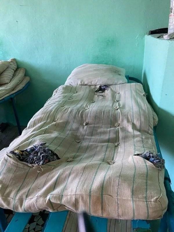 Ужасные условия в СИЗО Кропивницкого показали на фото