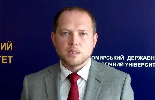 Виктор Евдокимов