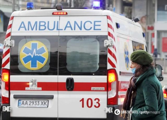 В Киеве болеют больше, чем выздоравливают