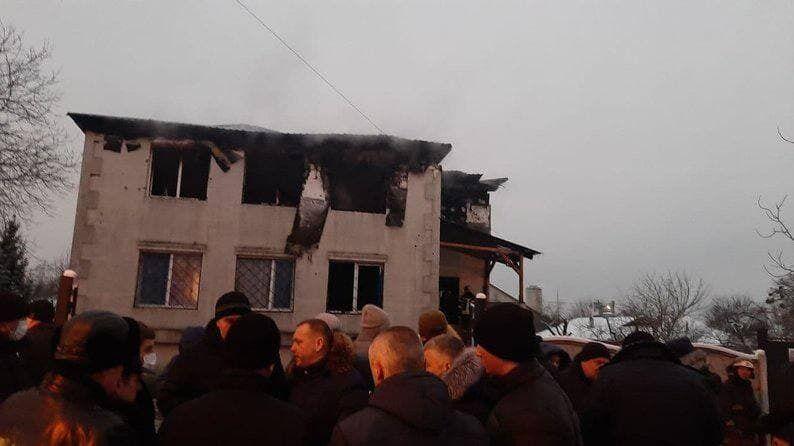 Смертельна пожежа в будинку для літніх людей: Кабмін зібрався на позачергове засідання