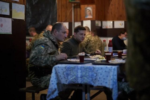 Президент отметил высокое качество блюд
