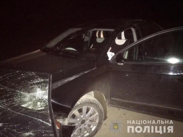 На Львовщине пьяные водители устроили ДТП, в реанимацию ...