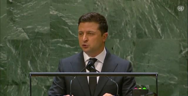 Глава України на виступі