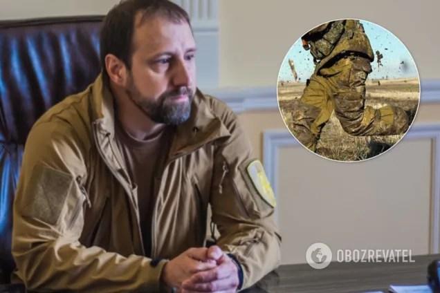 Ходаковський розповів, як терористи втекли від ЗСУ