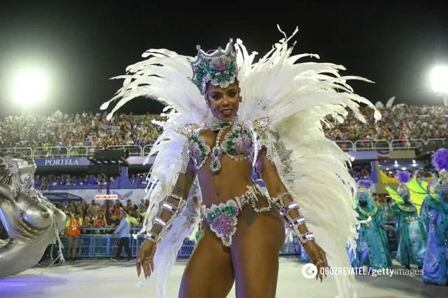 Бразильский карнавал закончился: смотреть фото с карнавала ...
