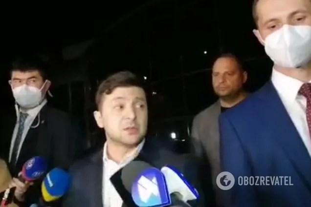 Зеленский пообещал поддержку украинцам, потерявшим работу из-за карантина