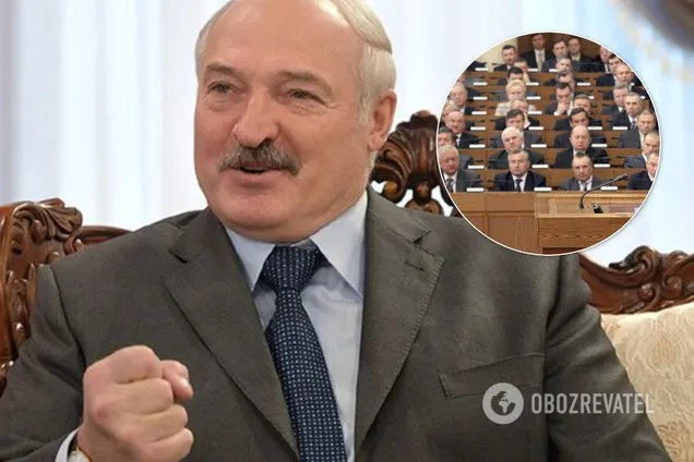 Александр Лукашенко отправил правительство в отставку