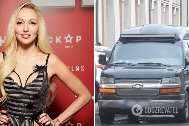 Машина Поляковой: как выглядит авто изнутри за 3 млн грн ...