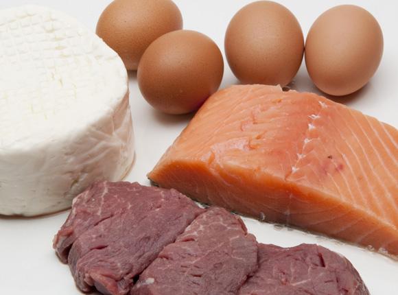 El contenido proteínico de un huevo duro es ligeramente menor: 100 g ...