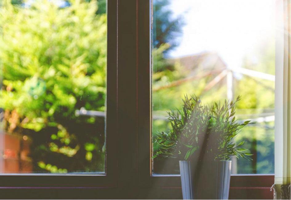 Chaque jour, ouvrez vos fenêtres et faites entrer une nouvelle énergie