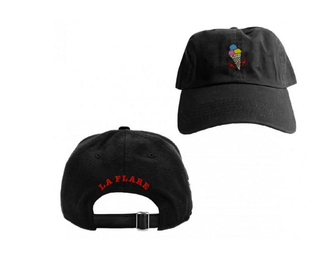 """f20ede23c80 Gucci Mane x """"LA FLARE"""" Ice Cream Dad Hats"""