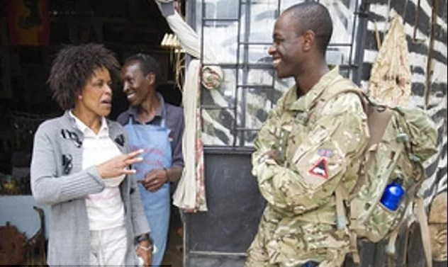 British soldier originally from Kenya found hanged in bathroom