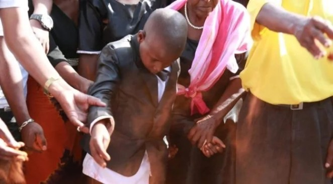 Celebrated Kenyan actress Maurine Wanza given an emotional send-off (Photos)