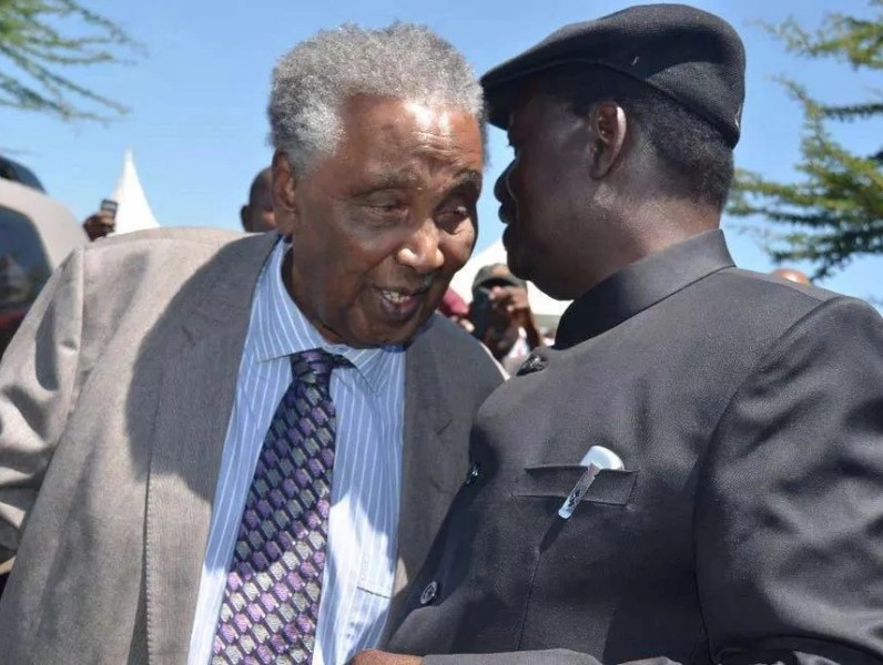 Why a special bull will be slaughtered for William ole Ntimama