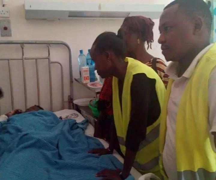 Kenyan woman assaulted in Middle East after gas explosion dies