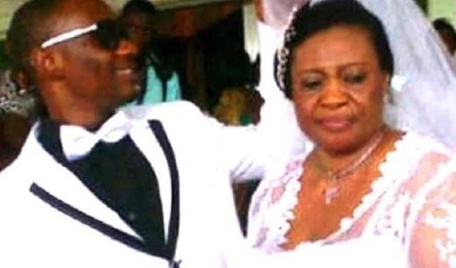 End of times! Man marries his 40-year-old MOTHER as she is expecting his child (see photos)