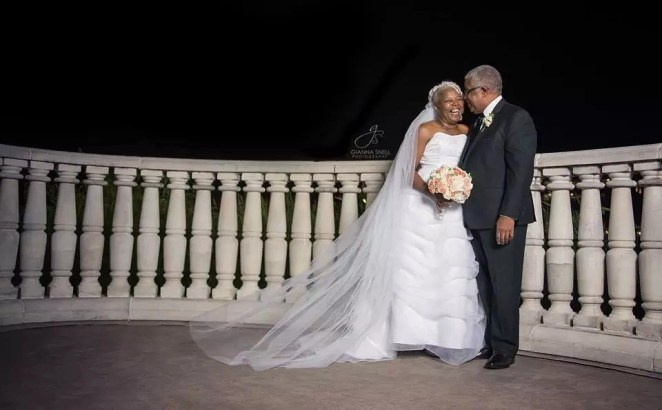 Their romance has captivated many around the world. Photo: Gianna Snell Photographer