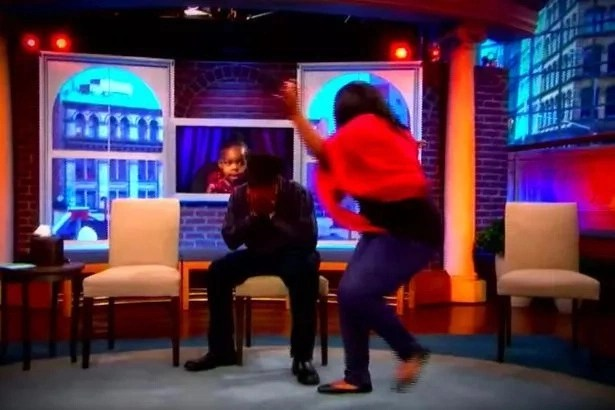 Woman who slept with her sister's husband EXPOSED on live TV (photos, video)