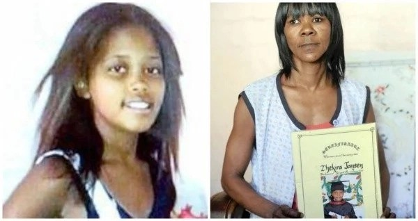 Girl, aged 11, fights for life after being used as HUMAN SHIELD by ruthess gangster (photos)