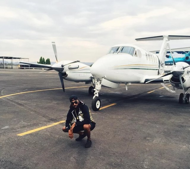 Dreams money can buy: See South African rappers who are flying private jets 4