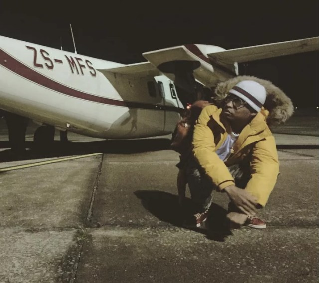Dreams money can buy: See South African rappers who are flying private jets 3