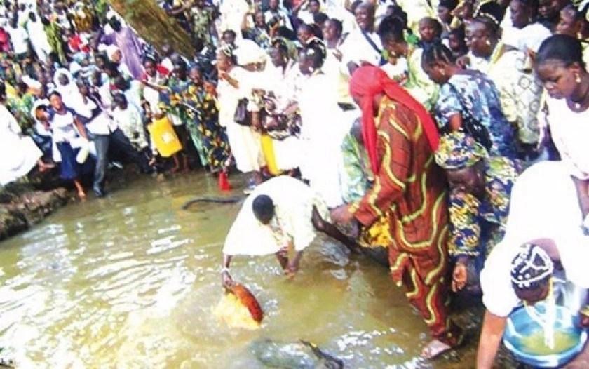 The Significance Of Osun Oshogbo Festival