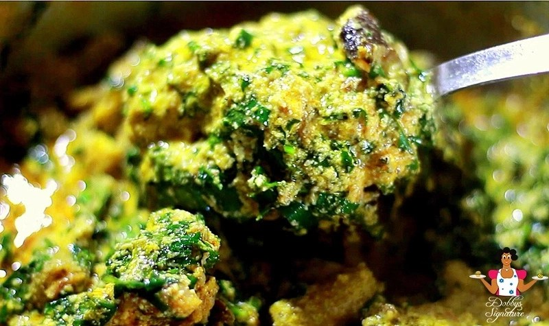How To Cook Egusi Soup With Pumpkin Leaves In Nigeria