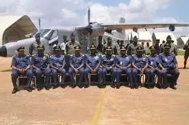 10 Functions of Nigerian Air Force
