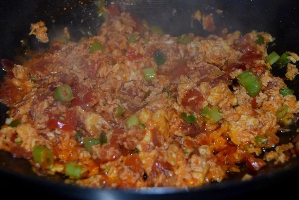 How To Make Nigerian Egg Soup