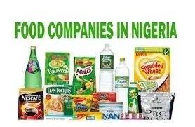 15 Top Popular Food Manufacturing Companies in Nigeria