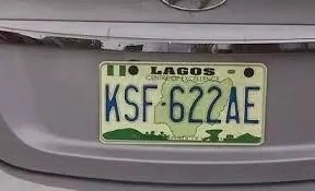 6 Steps to Apply for Plate Number in Nigeria