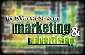 The Major Differences Between Marketing And Advertising