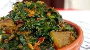Learn To Cook Efo Riro With Pumpkin Leaves