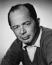 Filmmaker Billy Wilder