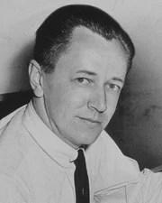 Cartoonist Charles M. Schulz