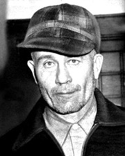 Murderer and Body Snatcher Ed Gein