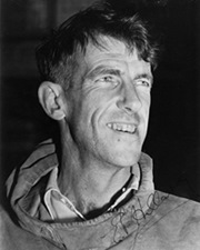 Mountaineer and Explorer Edmund Hillary