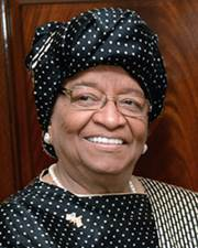 Africa's First Elected Female Head of State Ellen Johnson-Sirleaf
