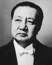 6th President of the Philippines Elpidio Quirino