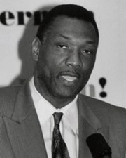 NBA Forward Elvin Hayes