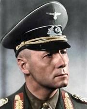 German WWII Field Marshal Erwin Rommel