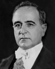 President and Dictator of Brazil Getulio Vargas