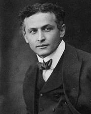 Magician & Escape Artist Harry Houdini