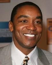 NBA Point Guard and Head Coach Isiah Thomas