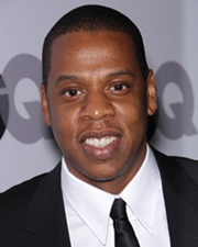Rapper & Record Producer Jay-Z