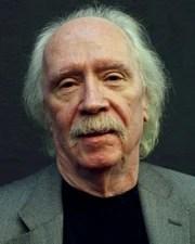 Horror film director John Carpenter