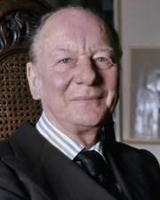Actor John Gielgud
